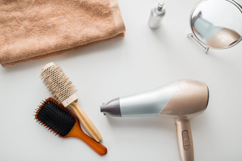 Un buen secador ayudará que nuestro pelo no se deteriore tan fácilmente
