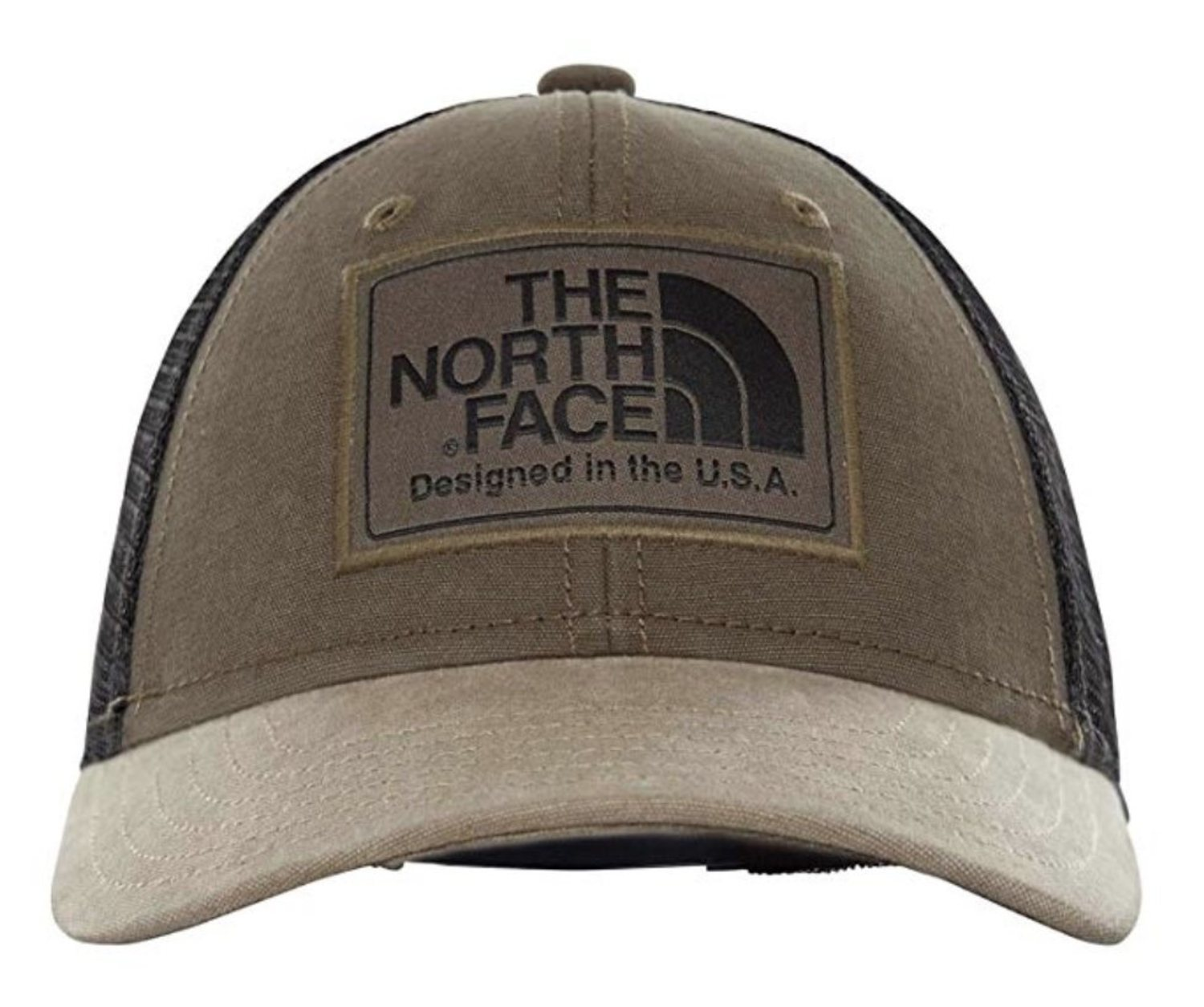 Gorra trucker con acabado retro de la marca The North Face.