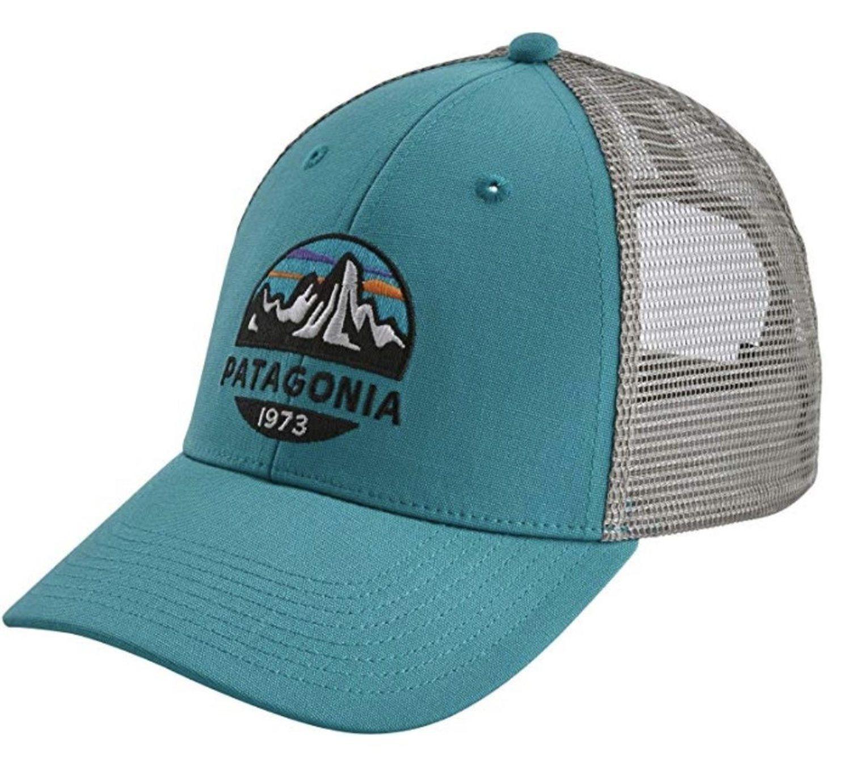Gorra trucker de la marca Patagonia (más colores disponibles).