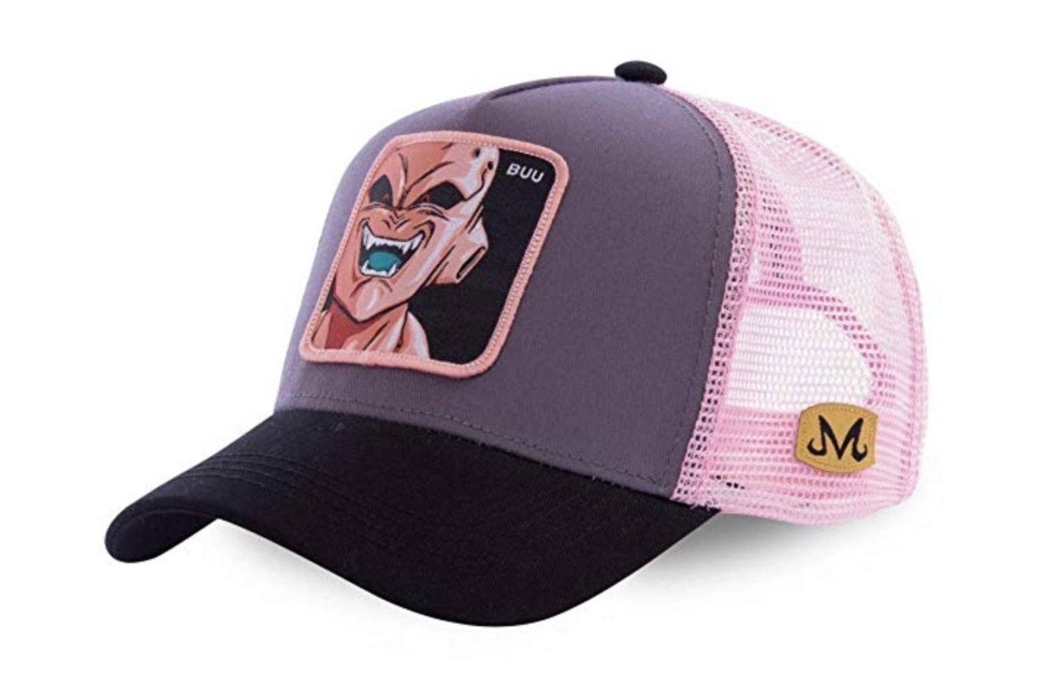 Gorra trucker de Buu de 'Dragon Ball'.
