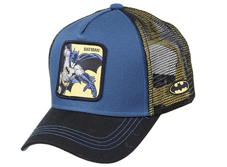Gorra trucker de Batman.