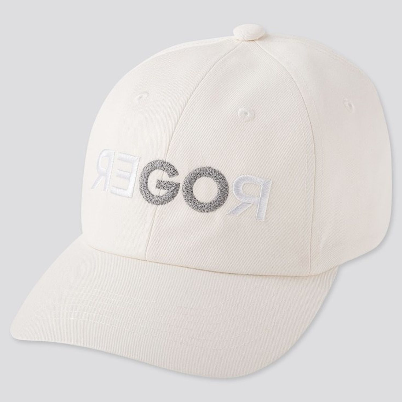 Gorras con diseños minimalistas.