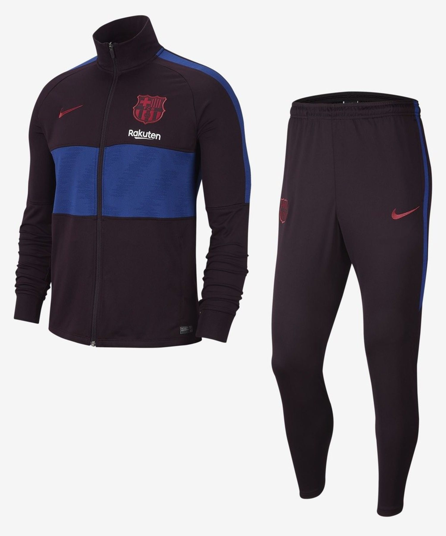 Chandal completo FC Barcelona Nike