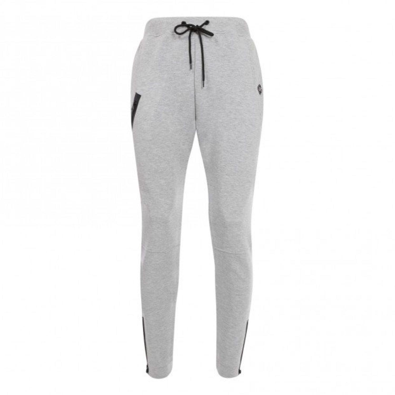 Pantalón de chándal en color gris claro
