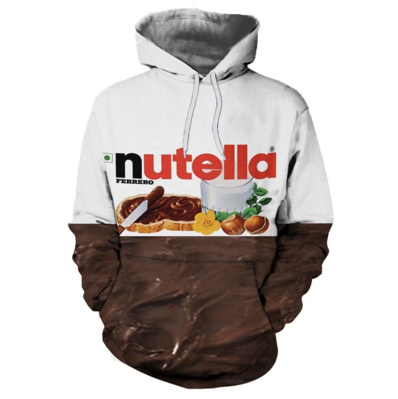 Esto es el 'antimarketing'. ¿Quién puede querer comer Nutella después de ver esto?