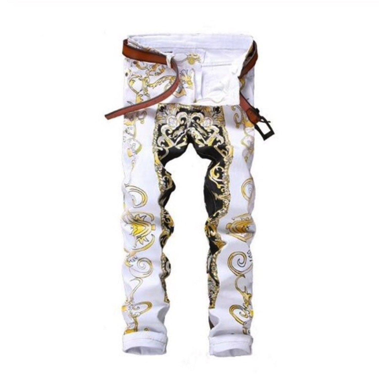 Un cabecero de cama antiguo adornando tu pantalón. Un sueño hecho realidad