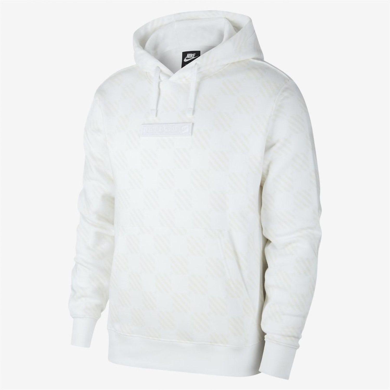 Sudadera Nike básica con tejido Fleece