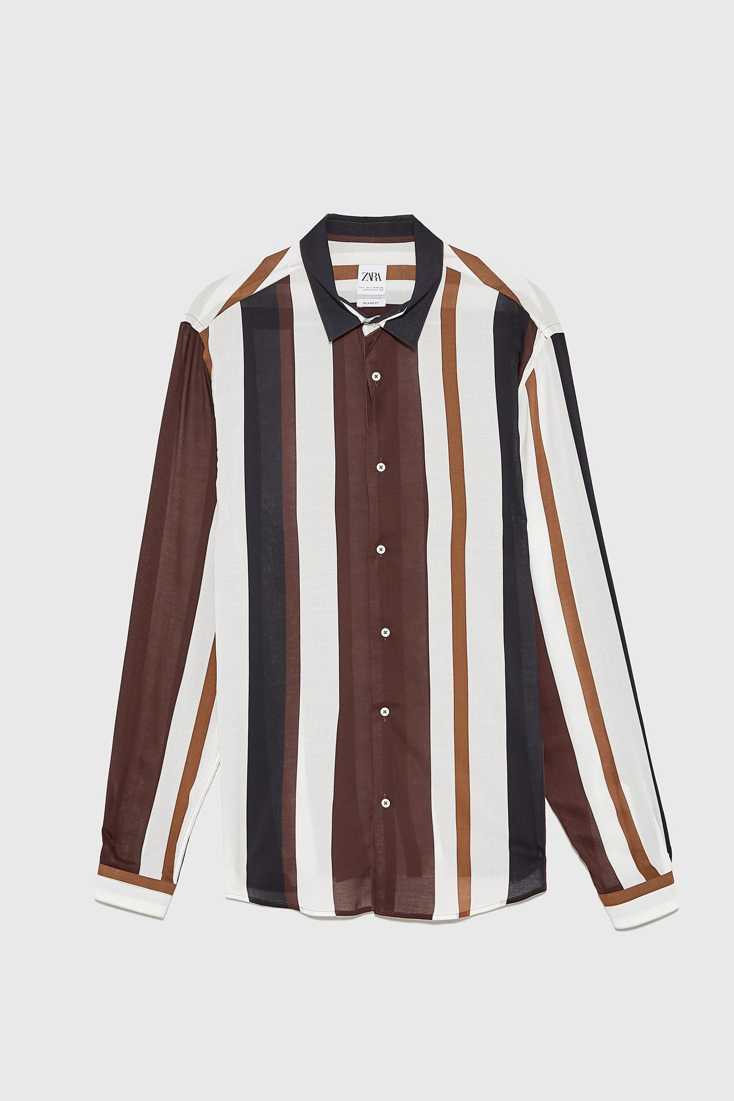 Camisa Stripe.