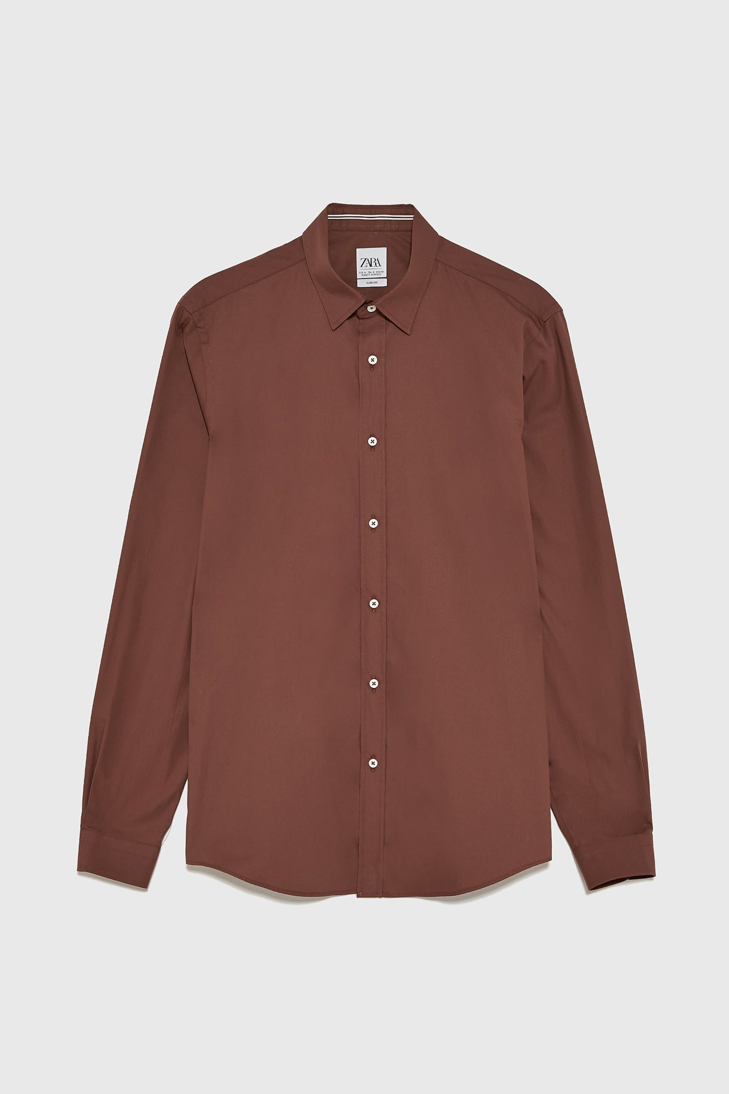 Camisa Poplin.