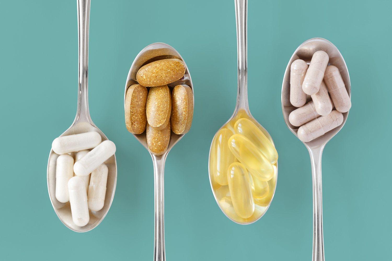 Las vitaminas no evitarán la caída del pelo.