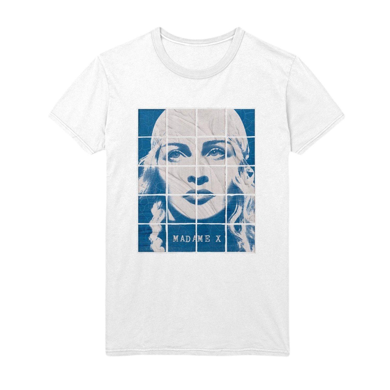 Camiseta Madonna.