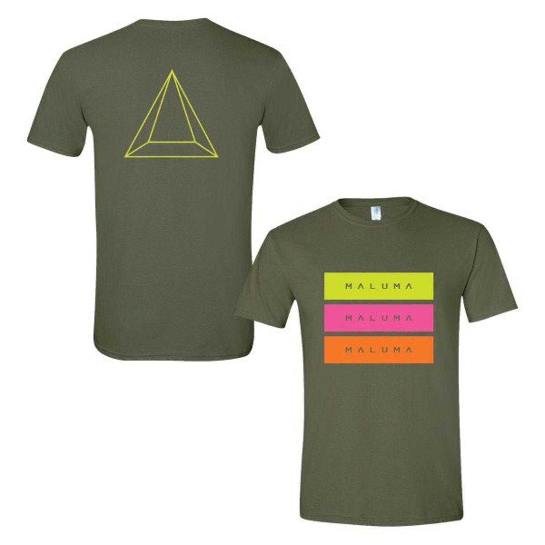 Camiseta Maluma.