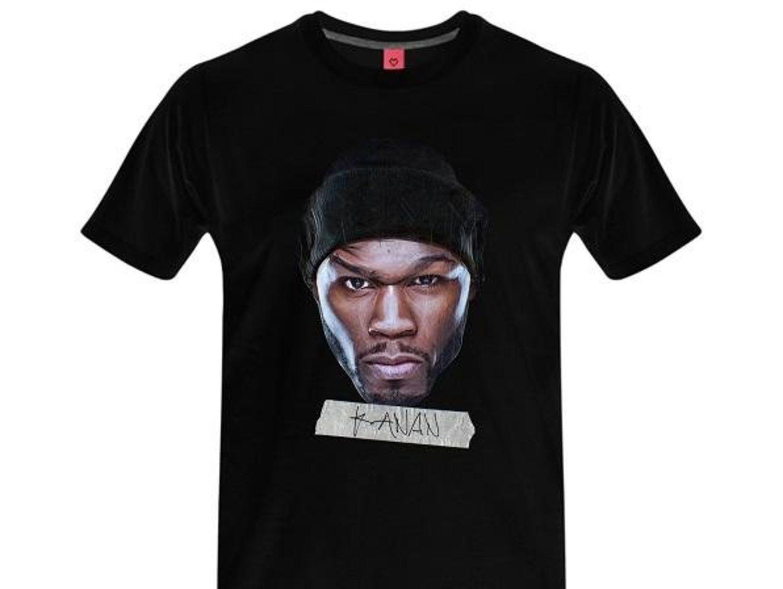 Camiseta 50cent.