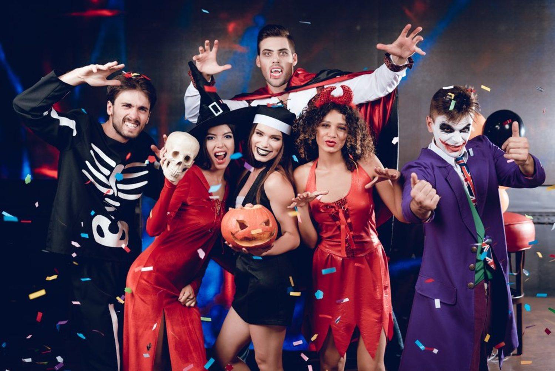 Como sucede con la música actual, encontrar originalidad en Halloween es una auténtica utopía.