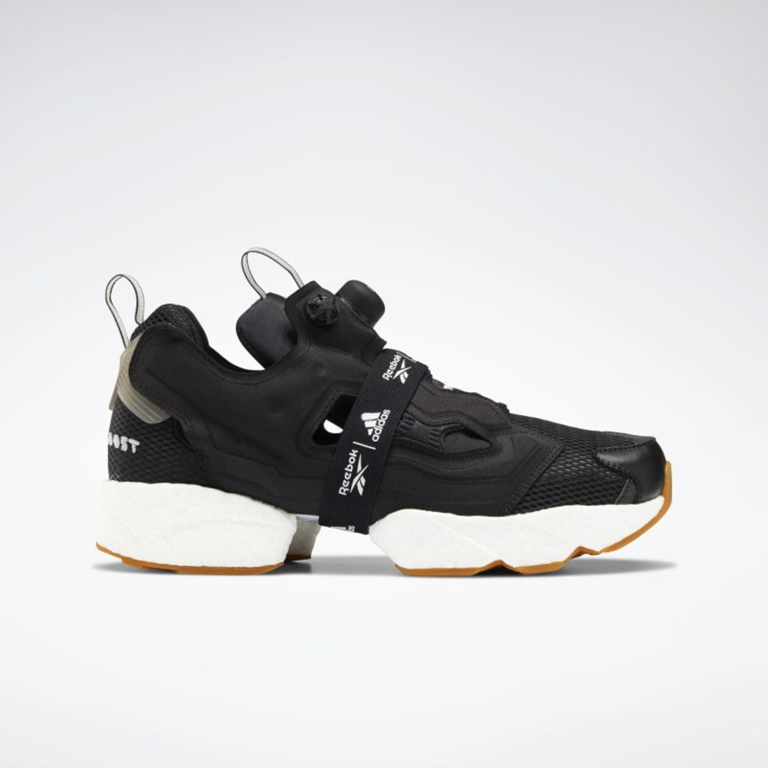 Instapump Fury Boost Black & White (Black)
