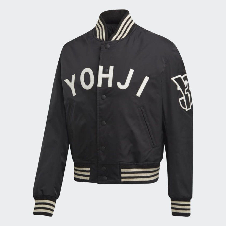Bomber de la colección de Adidas con Yohi Yamamoto.