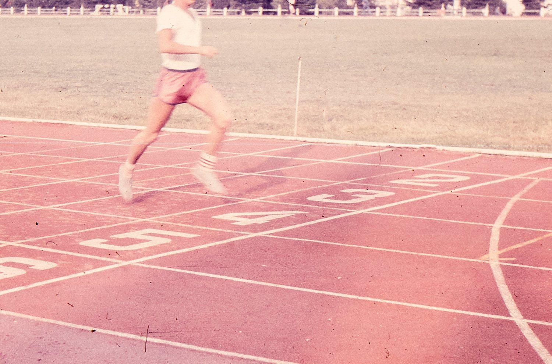 Las 'Fast Rider' de Puma acompañaron a los corredores alemanes en los años 80.
