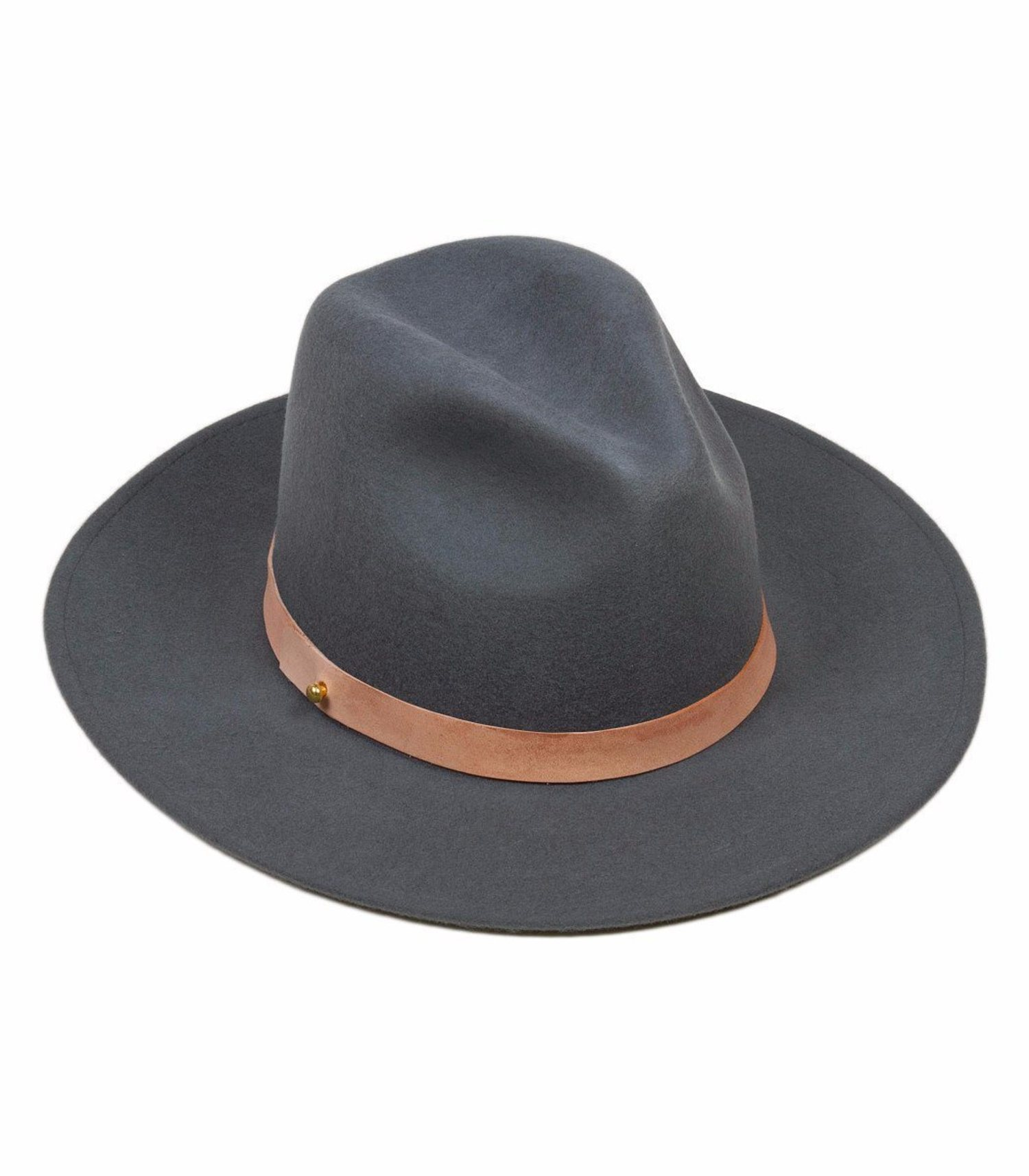 Sombrero de lana australiana.