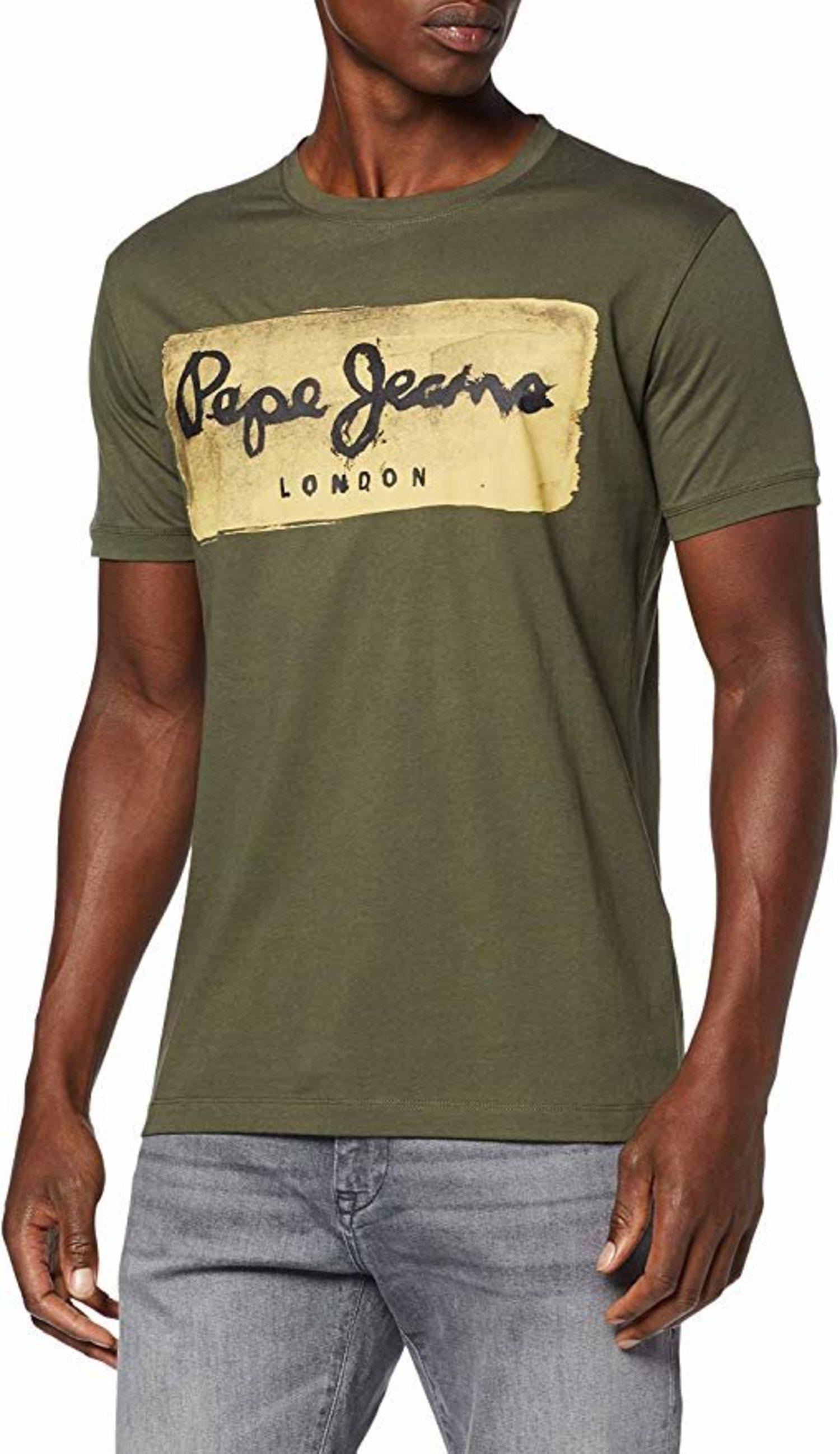 Camiseta Pepe Jeans gráfico.