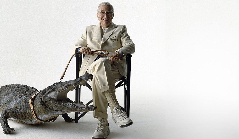 René Lacoste fue el primero en unir los mundos de la moda y el deporte.