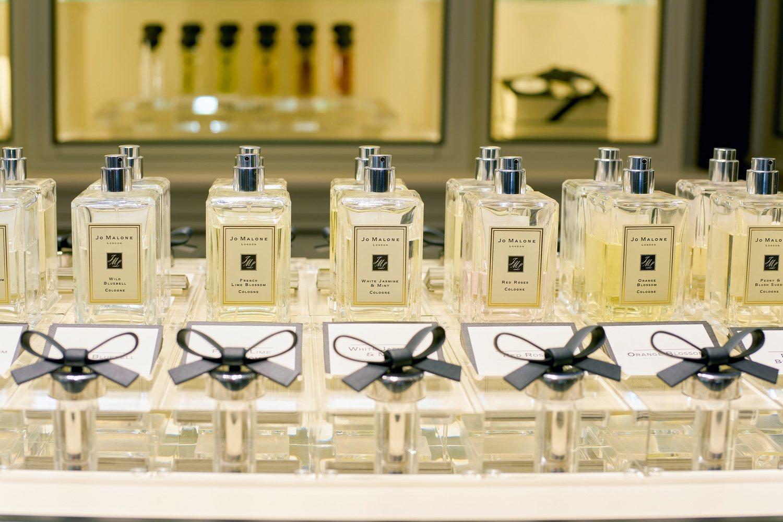 Jo Malone creó su marca de perfumes en 1994, y la vendió cinco años después.