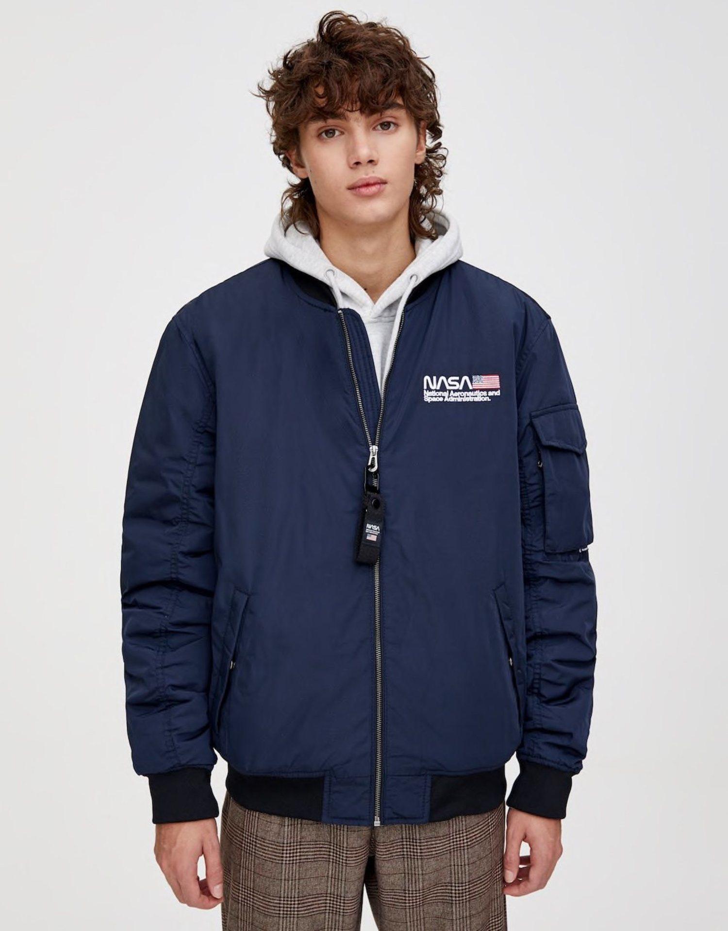 Esta chaqueta fue usada por los aviadores del siglo XX.