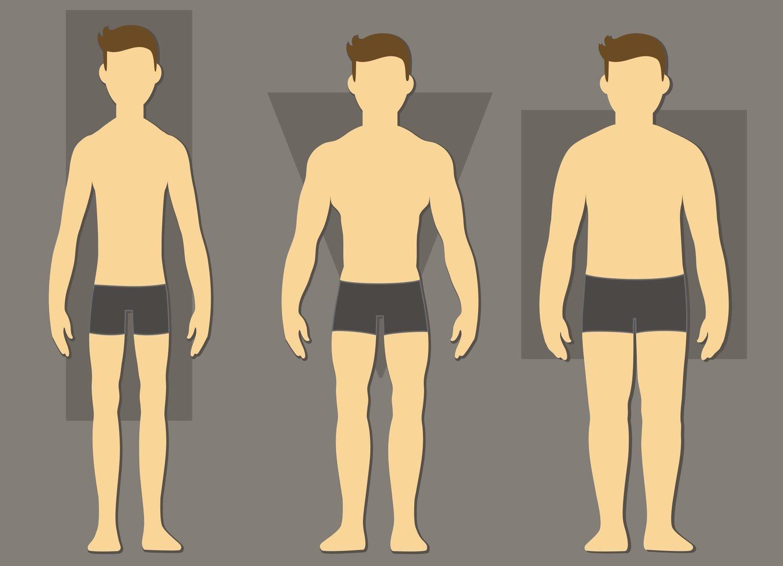 Según la forma de tu cuerpo habrá unos vaqueros que se adapten mejor a ti.