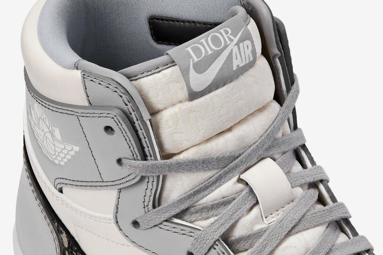 Dior y Nike sacarán su colaboración en abril de 2020.