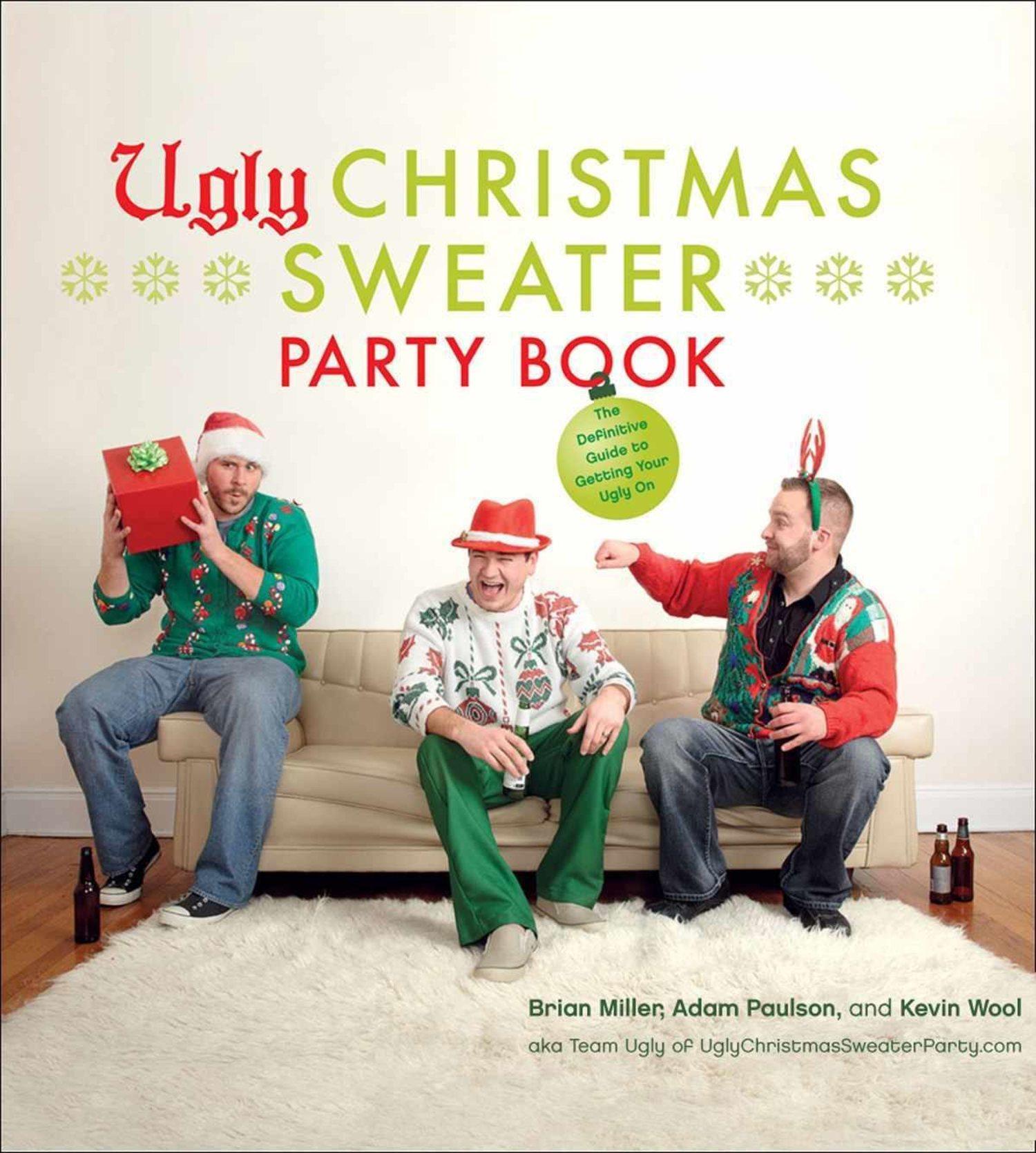 Guía para celebrar el 'Ugly Christmas Sweater Day' como un experto