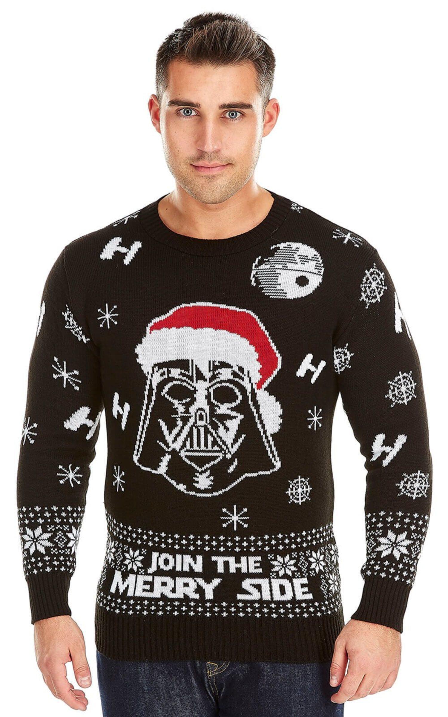 Jersey Darth Vader Navidad.