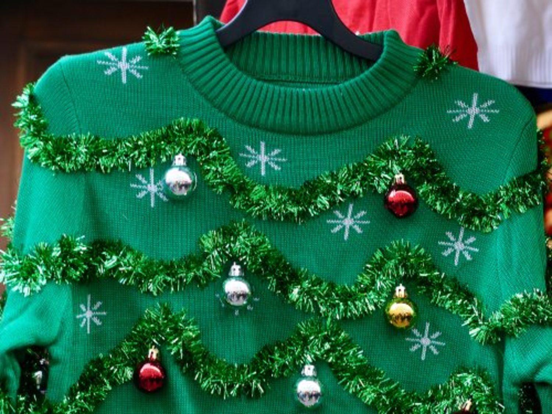 El jersey de Navidad es el nuevo 'dress code' de estas fiestas.