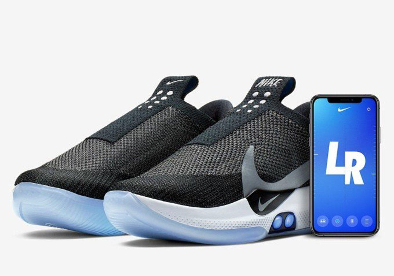 Las CryptoKicks no son las únicas zapatillas con conexión a smartphone de Nike.