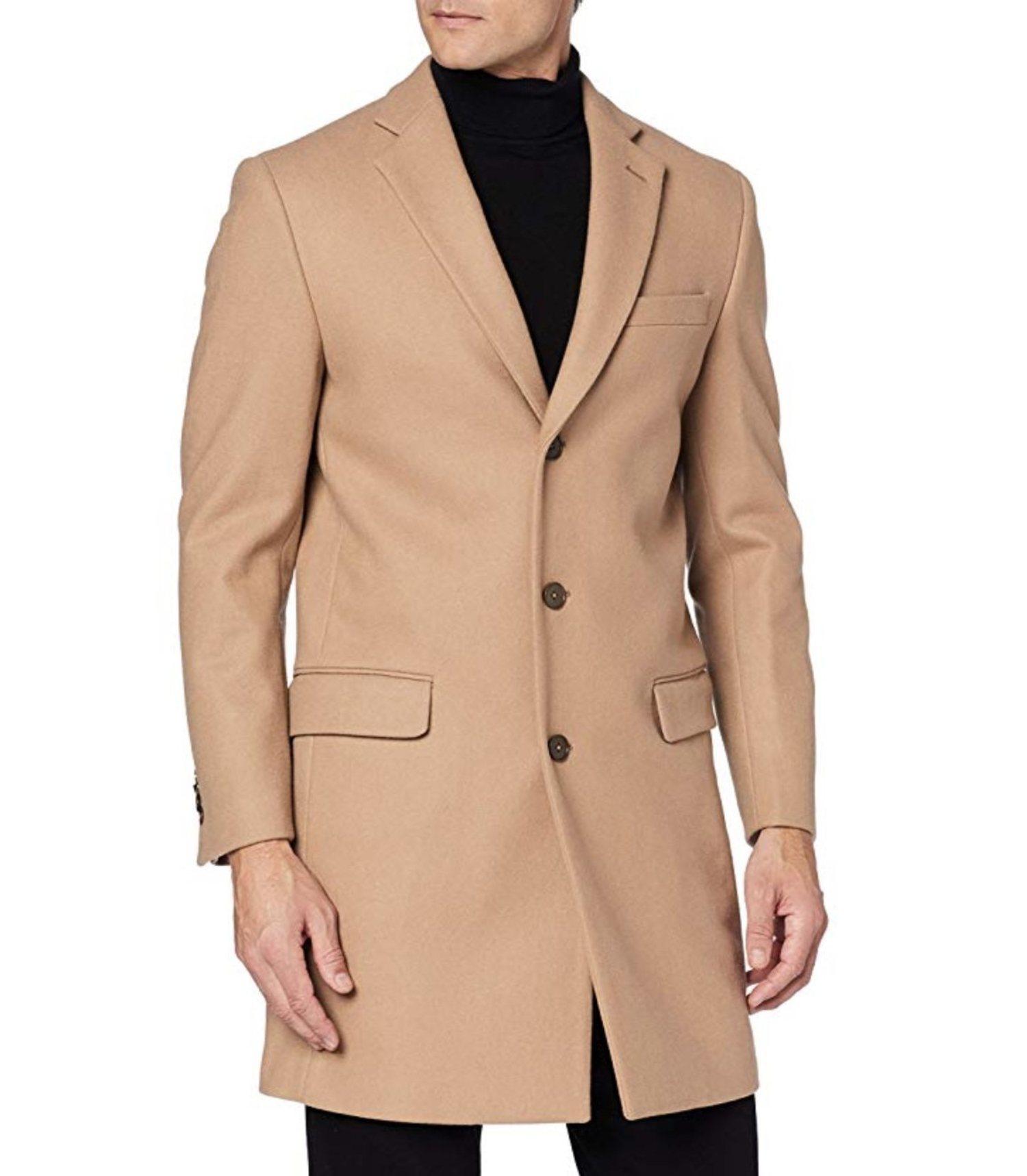 Abrigo de paño Esprit (más colores disponibles).