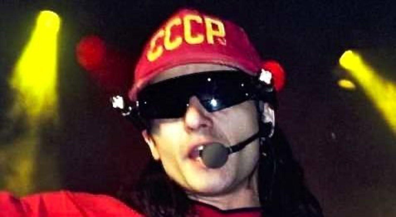 La mítica gorra del CCCP de Chimo Bayo.