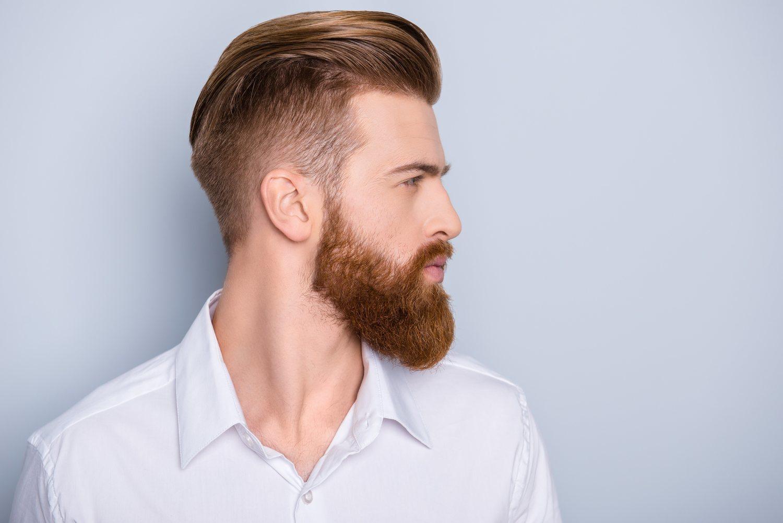 La barba depende mucho de la genética, pero está vinculada también a otros factores.