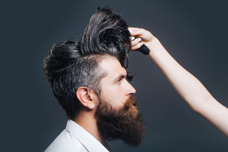 La clave para dejarse crecer el pelo: ser paciente