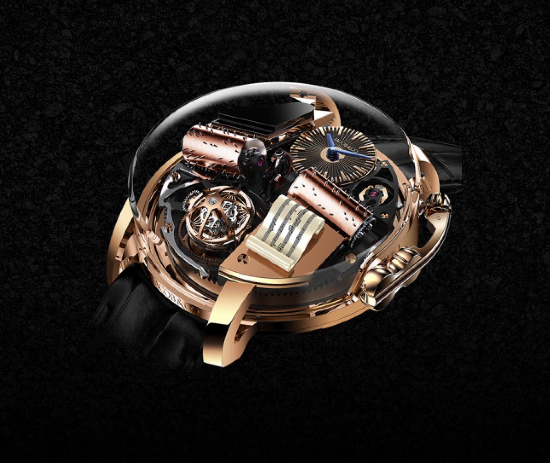 Si eres un apasionado de la familia Corleone ningún otro reloj puede ser comparable a este.