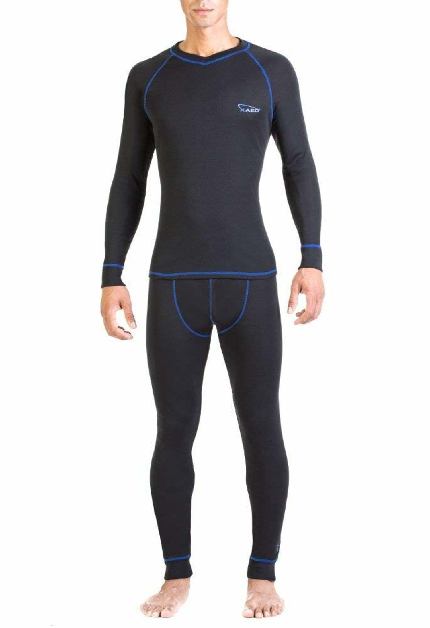 Pantalones térmicos y camiseta térmica modelo Xaed.